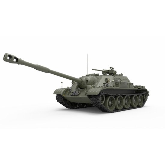 Military Miniatures SU-122-54 EARLY TYPE 1/35 scale MINIART 37035 MILITARY ARMOR