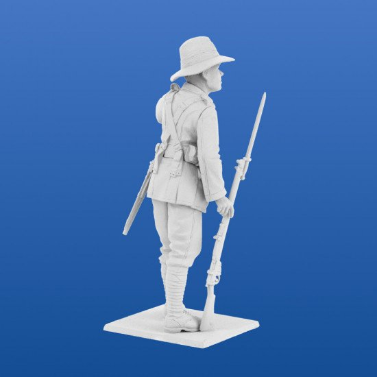 GALLIPOLI (1915) ANZAC INFANTRY AND TURKISH WORLD WAR I INFANTRY 1/35 ICM DS3501