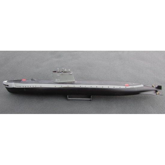 "Micro Mir 350-009 - 1/350 SSN-571 ""Nautilus"" U.S. Nuclear Submarine 277 mm scale"