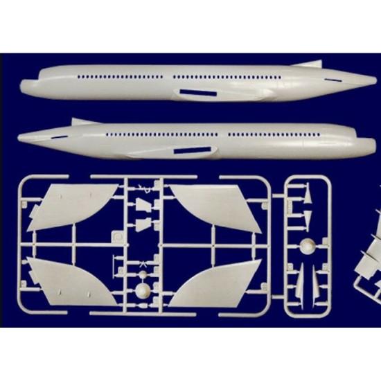Vickers Super VC10 K4 Type 1164 Tanker 1/144 Roden 328