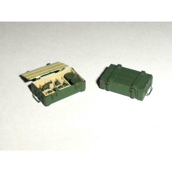 Soviet grenades F1 and RGD-5 1/35 Metallic Details MD3504