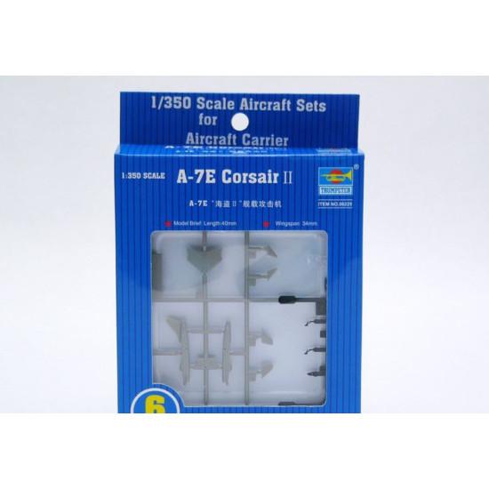 A-7E CORSAIR II SCALE MODEL KIT 1/35 TRUMPETER 06225