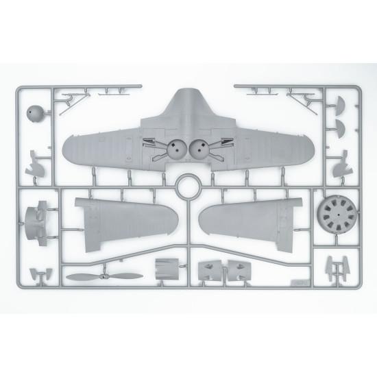 ICM 32005 - 1/32 I-16 type 17, WWII Soviet Fighter, scale plastic model kit