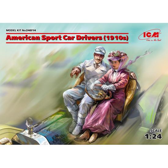 American Sports Car Drivers