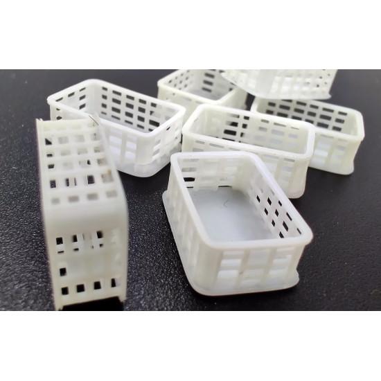 SDM 35002 - 1/35 - Boxes (8 pcs). Acccessories for diorama