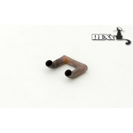 Exhaust Pipes for T-34, SU-85\100\122 Tank univers. 1/35 REXx 35005 Branch Pipes