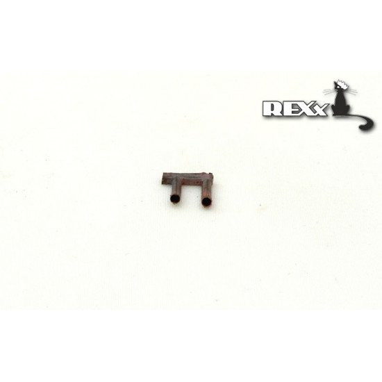 Exhaust Pipes for T-34, SU-85\100\122 Tank univers. 1/72 REXx 17201 Branch Pipes