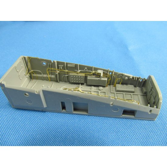 Bundle lot Metallic Details MD3201+MDR3201 F-35A Detailing set + Jet nozzle 1/32
