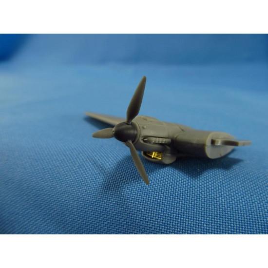 Metallic Details MDR14419 - 1/144 He 111. VS-11 propeller set scale model kit