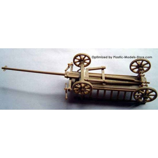 Farmers Cart, Europe, WWII Era 1/35 Master Box 3537