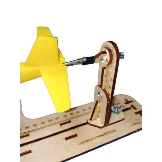 LMG BB-22 Step universal for assembly of bench models, Laser Model Graving