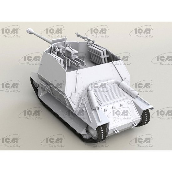 ICM 35339 1/35 Marder I on FCM 36 base German Anti-Tank Self-Propelled Gun WWII