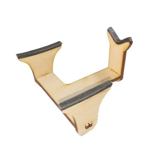 LMG BB-43 - 1/72 Mini building jig, Laser Model Graving Tools for model
