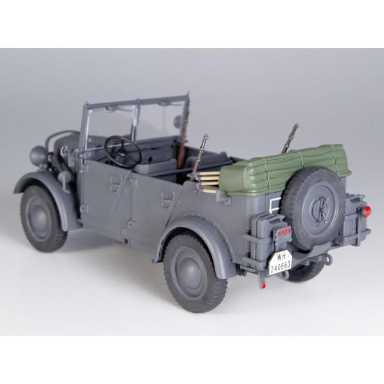 ICM DS3513 - 1/35 - WWII Wehrmacht le.gl.Einheitz-Pkw scale plastic model kit