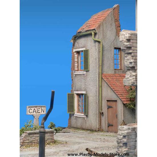 NORMANDY CROSS-ROADS DIORAMA 1/35 Miniart 36019