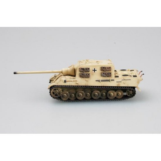 "ACS ""Yagdtigr"" from Porsche arr. 1944 1/72 BUILT MODELS EASY MODEL  EM36116"
