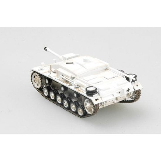 Wholesale: Assembly model of the tank Stug III Ausf F and F / 8 1/72 BUILT MODELS EASY MODEL EM36145