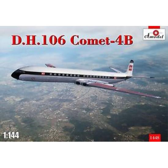D.H. 106 Comet-4B 1/144 Amodel 1448