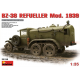 BZ-38 SOVIET REFUELLER, MODEL 1939 1/35 MINIART 35158