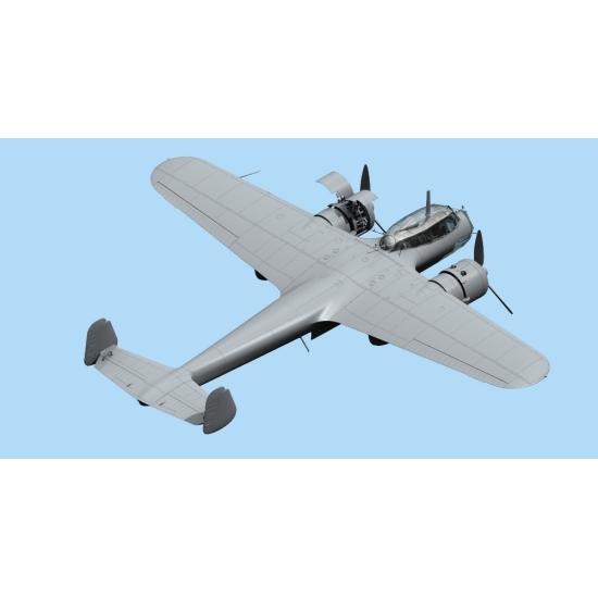 GERMAN BOMBER DO 17 Z-2 1/48 ICM 48244
