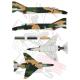 DECAL 1/32 FOR F-4 PHANTOM II IN VIET NAM WAR, PART 2 1/32 PRINT SCALE 32-006