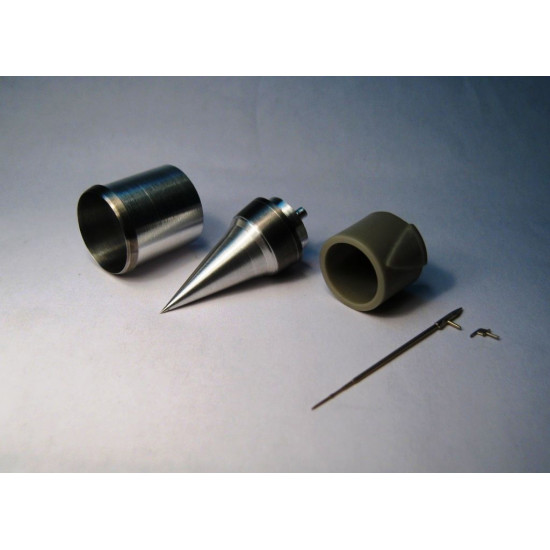 """AIR INTAKE, PITOTS FOR MIG-21PFS FOR """"EDUARD"""" 1/48 MINI WORLD 4851"""