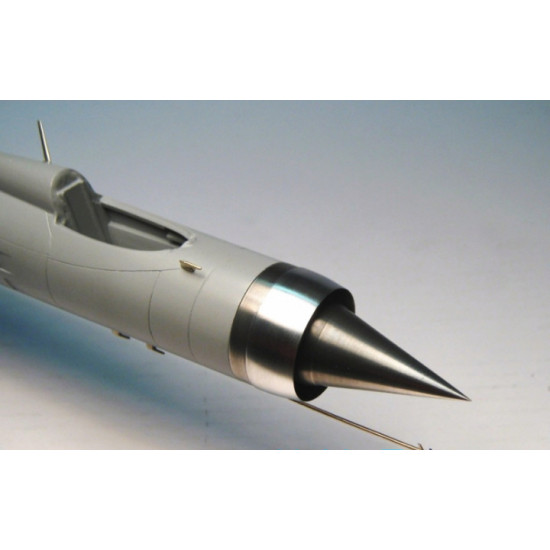 AIR INTAKE, PITOTS FOR E-152A, FOR MODELSVIT KIT 1/72 MINI WORLD 7246