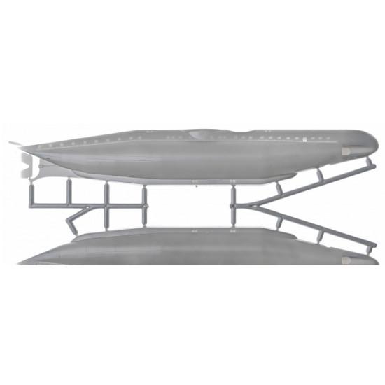 PLASTIC MODEL BUILDING AIRPLANE KIT TUPOLEV TB-1P (MTB-1) FLOATPLANE 1/72 MICRO-MIR 72-010