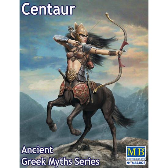 CENTAUR - ANCIENT GREEK MYTHS SERIES PLASTIC MODEL KIT 1/24 MASTER BOX 24023
