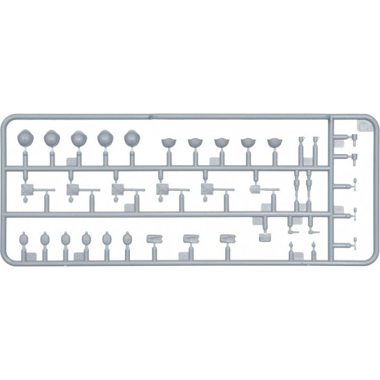 SOVIET ARTILLERY CREW SPECIAL EDITION - PLASTIC MODEL KIT SCALE 1/35 MINIART 35231